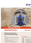 Model Blue 1 Series - Half Mask- Brochure