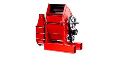 Blower Discharge Hammer Mill