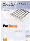 ProGrade Square and Rectangular Xtreme Rare Earth Magnetic Grate Brochure