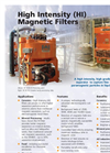 High Intensity (HI) Magnetic Filter Brochure