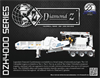 Diamond Z - Model DZH4000 - Track-Mounted Horizontal Grinder - Brochure