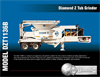 Diamond Z - 1136B - Compact, Aggressive and Easily Transported Tub Grinder Brochure
