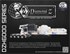 Diamond Z - Model DZH6000 / DZH6000TKT - Horizontal Grinder - Brochure