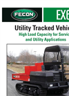 Model EX 60 - Utility Tracked Vehicle Brochure