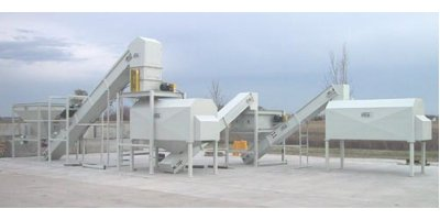 Model GM-1 - Split Recycling Systems