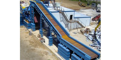 Model D-4 Cat - Track Conveyor