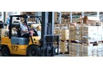 Balers and Waste Compactors for Warehouses and Logistics Centers - Logistics