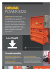 ORWAK POWER 3320 - Product Sheet