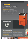 ORWAK COMPACT 3110 Product Sheet