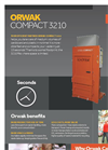 ORWAK COMPACT 3210 Product Sheet