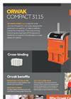 ORWAK COMPACT 3115 Product Sheet