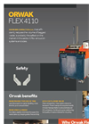 ORWAK - Model FLEX 4110 - In-bin-Compactor - Brochure