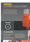 Orwak Compact 3210 Combi Seconds - Brochure