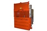 ORWAK POWER - 3820 - Dynamic baler with wide mouth