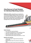 PRAB - Enviro 1200 - Chip Removal & Fluid Filtration System Brochure
