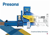 Presona - Exceptional Baling Technology - Brochure
