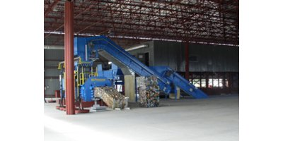 Presona - Waste Sorting Plants