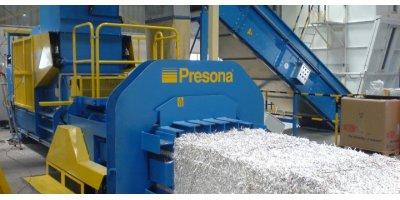 Presona - Smart Waste Baler