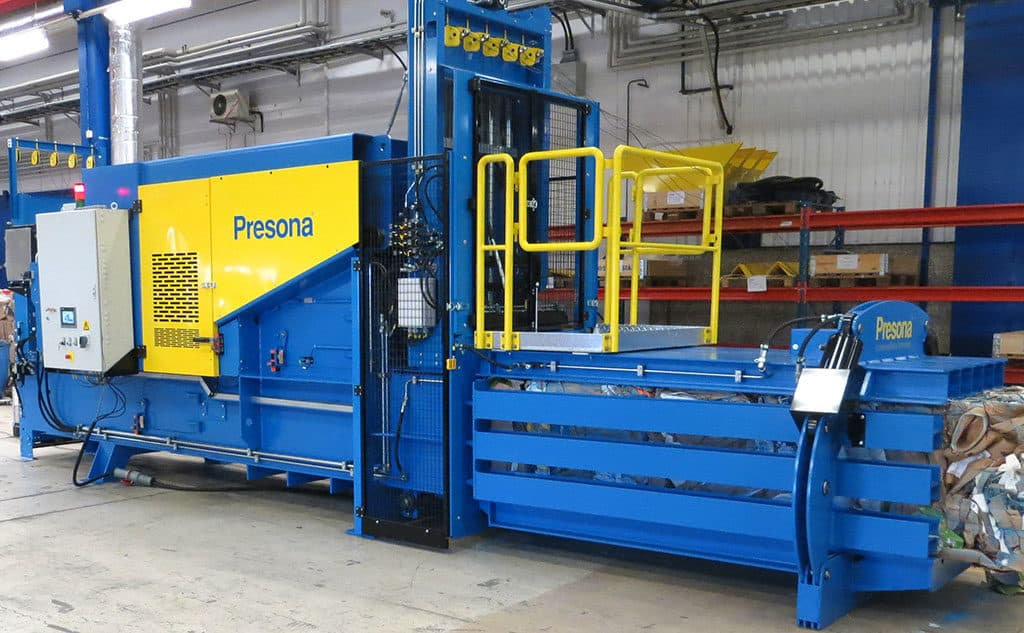 Prepress Technology Baler-1