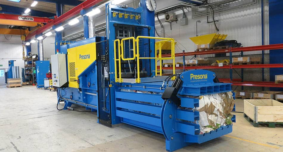 Prepress Technology Baler-2