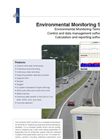 Environmental Monitoring Systems brochure