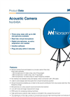 Norsonic Nor848A Acoustic Camera - Brochure