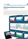 Nor850 Distributed Multichannel System Brochure