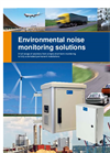 Environmental Noise Monitoring Solutions Brochure
