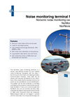 Norsonic Nor1530 Compact Noise Monitoring Terminal Brochure
