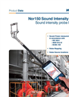 Nor150 Sound Intensity Option/ Sound intensity probe Nor1290