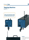 Norsonic Nor277 Tapping Machine - Brochure