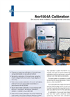 Nor1504A Calibration System - Brochure