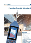 Nor150 Sound & Vibration Analyser - Brochure