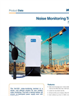 Norsonic - Model Nor1531 - Noise Monitoring Terminal - Brochure