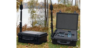 Norsonic - Model Nor1506 - Portable Noise Monitoring Terminal