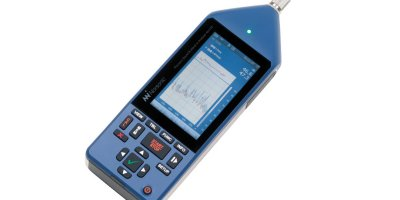 Norsonic - Model Nor150 - Sound and Vibration Analyser