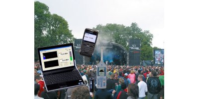 NorConcertControl - Version Nor1037 - Sound Level Monitoring Software for Events