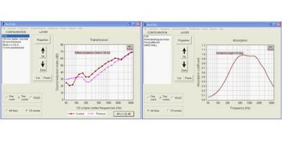 NorFlag - Version 3.0 - Acoustic Performance Estimation Software