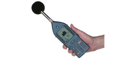Norsonic - Model Nor140 - Precision Handheld Sound Analyser