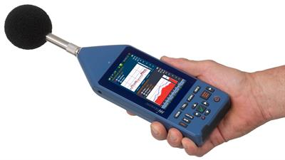 Norsonic - Model Nor145 - Sound Analyser