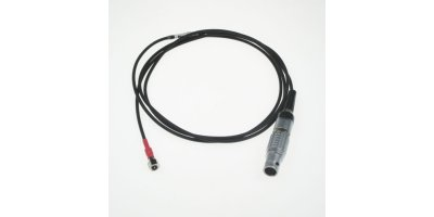 Norsonic - Model Nor4571 - Microdot to 7pin Lemo Cable