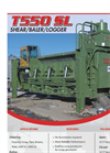Sierra - Model T550 SL - Portable Shear Brochure