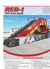 Sierra - Model REB-1 - Two-Ram Balers Brochure