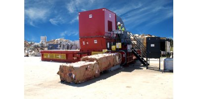 Sierra - Model REB-2 - Two-Ram Balers
