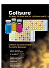 Colisure For Coliform and E. coli Testing Brochure