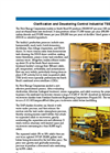 Clarification and Dewatering Control Industrial TSS - Brochure