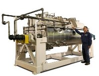 Komline-Sanderson - Paddle Dryer for Sludge and by-Products Drying