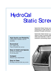 HydroCal - Static Screen Brochure
