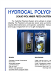HydroCal - Liquid Polymer Feed System Brochure