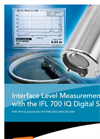 Sludge Level Measurement